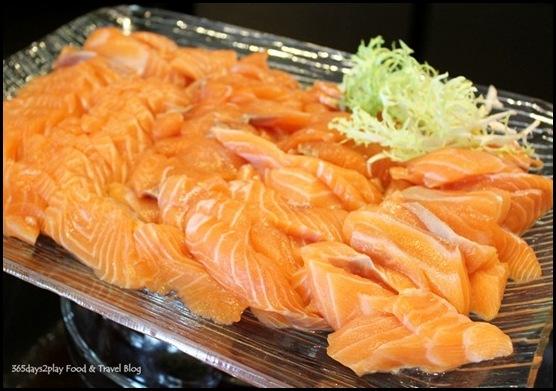 Museo Quayside Isle - Salmon Sashimi