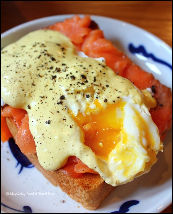 Group Therapy Cafe - Eggs Benedict with Smoked Salmon (5)