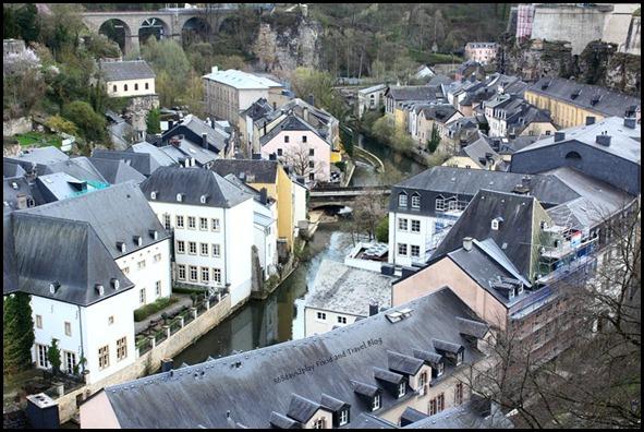 Luxembourg - The Grund (2)
