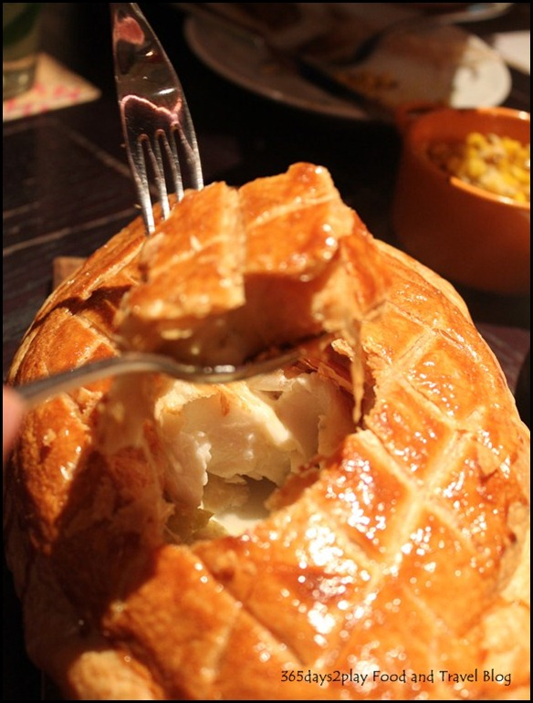The Pelican Seafood Bar & Grill - Baked Snapper Pie ($36)  (5)
