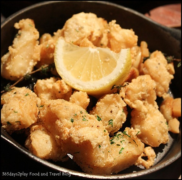 The Pelican Seafood Bar & Grill - Cod's Tongue Casserole ($26) (2)