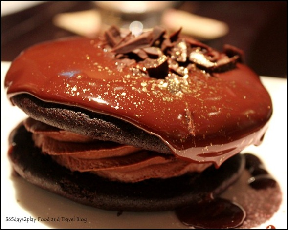 The Pelican Seafood Bar & Grill - Double Chocolate Whoopie Pie ($16) (1)