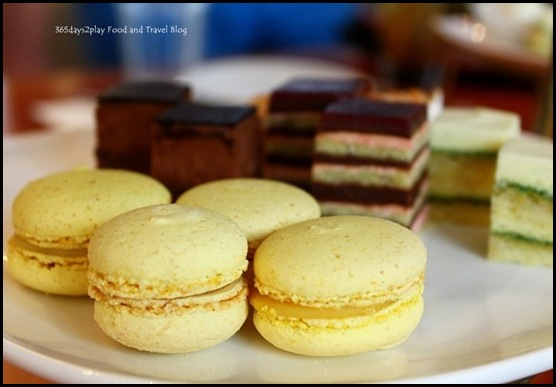 Afternoon Tea at Halia Raffles Hotel - Macarons (2)