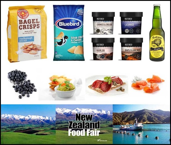 New Zealand Fair collage