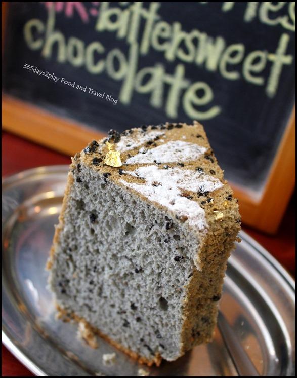 Penny University - Black Sesame Chiffon Cake (1)