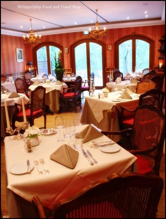 Restaurant Gourmet de l'Ile - (2)