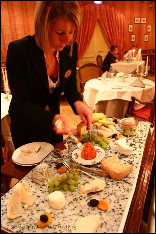 Restaurant Gourmet de l'Ile - Cheese Trolley (2)