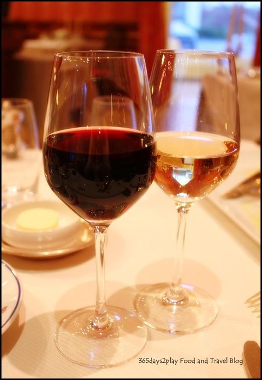 Restaurant Gourmet de l'Ile - Wine