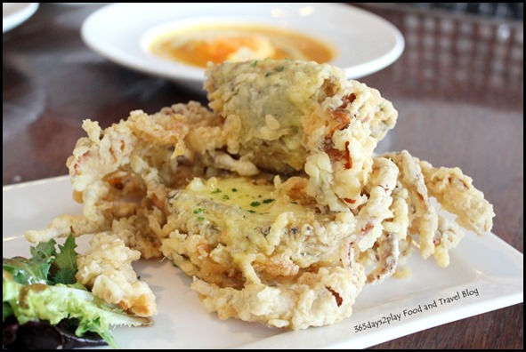 Sunray Cafe - Twin Soft Shell Crab $12 (2)