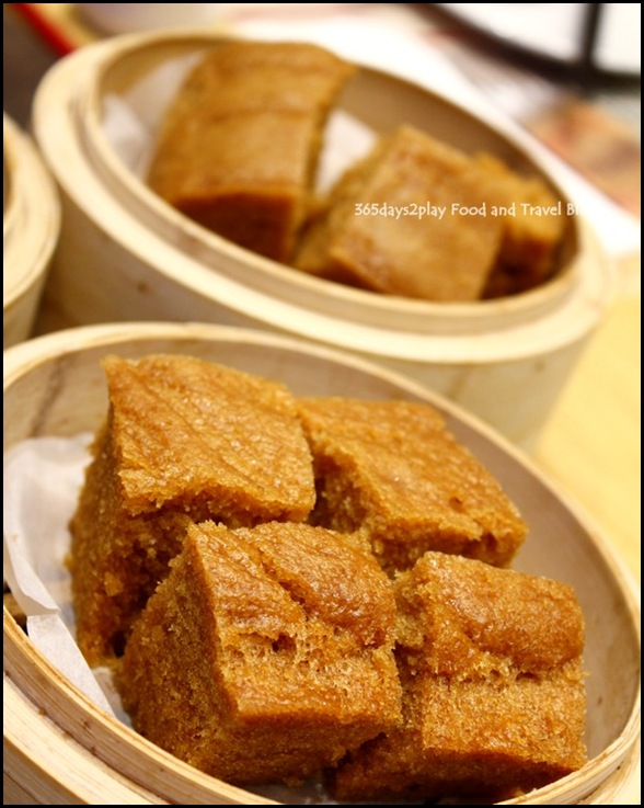 Tim Ho Wan - Steamed Egg Cake (2)