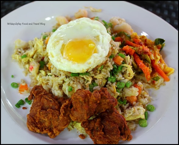 Bark Cafe - Seafood Fried Rice $13 (1)