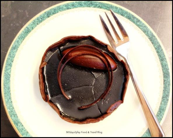 Kiasu Expresso Chocolate Tart
