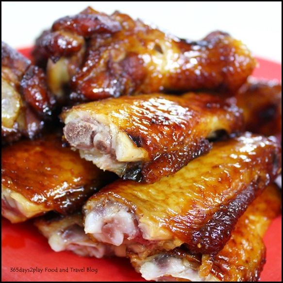 Leng Kee BBQ - BBQ Chicken Wings (2)