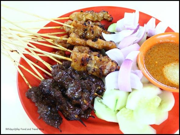 Leng Kee BBQ - Satay (3)