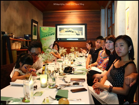 Amazing Zespri Kiwifruit Dinner at Fern & Kiwi