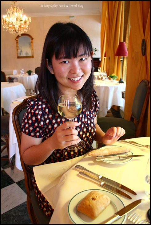 Chateau D'Isenbourg Les Tommeries Restaurant (15)