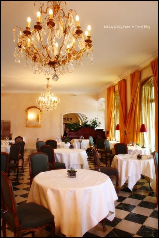 Chateau D'Isenbourg Les Tommeries Restaurant (7)