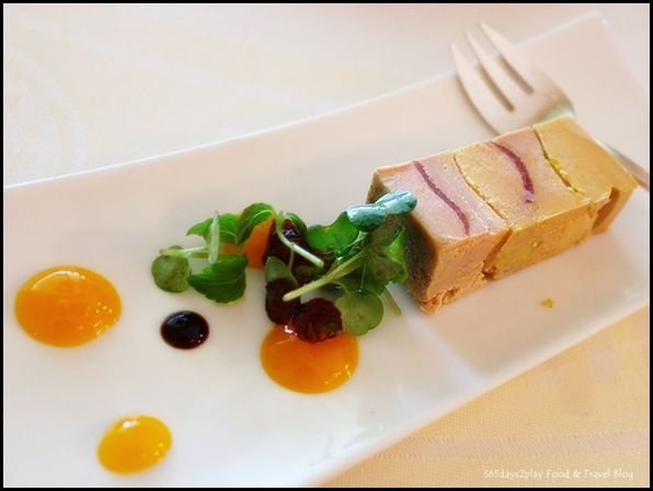 Chateau D'Isenbourg Les Tommeries Restaurant - Amuse Bouche  (2)