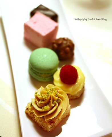 Les tommeries restaurant 365days2play fun food family for Petit four cuisine