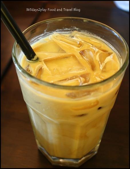 Jewel Cafe & Bar - Iced Latte $7