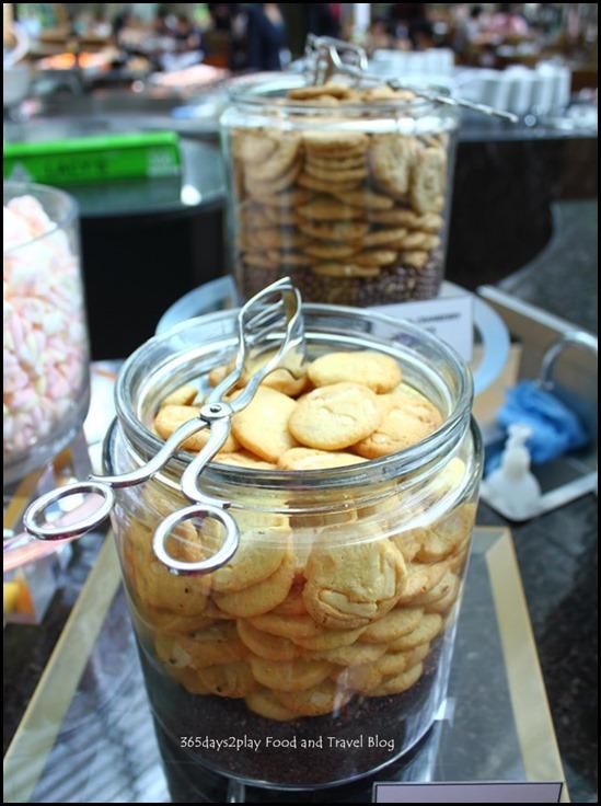 Rise Restaurant Marina Bay Sands - Cookie Jar