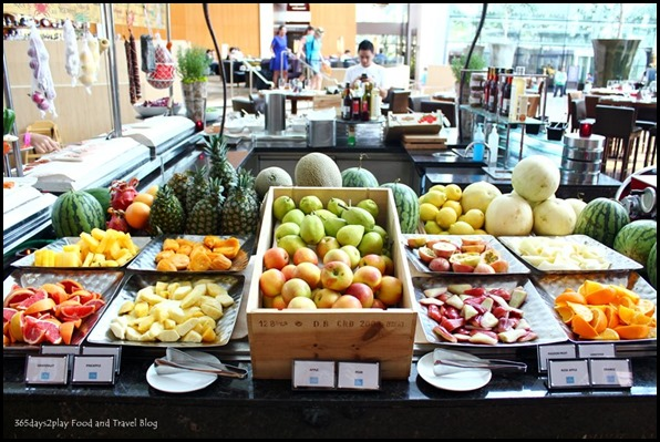 Rise Restaurant Marina Bay Sands - Fruit Station (2)