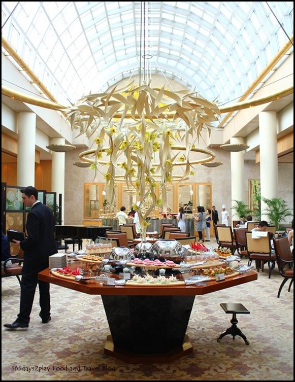 Ritz Carlton Afternoon Tea - (36)