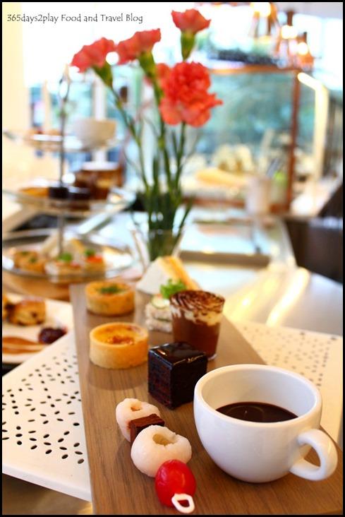 Awfully Chocolate  Afternoon Tea Set (4)