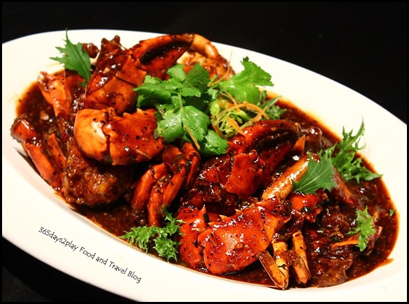 Black Pepper Sri Lankan Crab