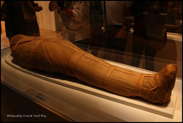 Egyptian Exhibition at ArtScience Museum (17)
