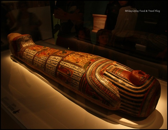 Egyptian Exhibition at ArtScience Museum (25)
