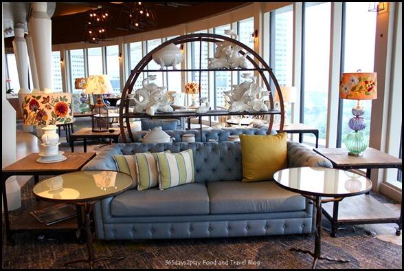 Pan Pacifc Club Lounge