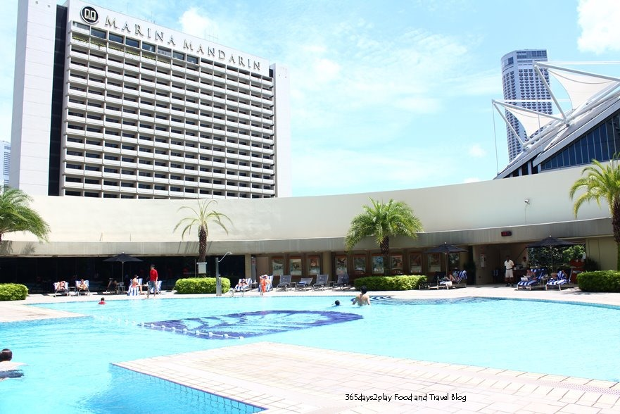 Pan pacific hotel singapore staycation 365days2play fun - Marina mandarin singapore swimming pool ...