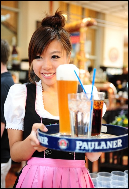 Paulaners beer