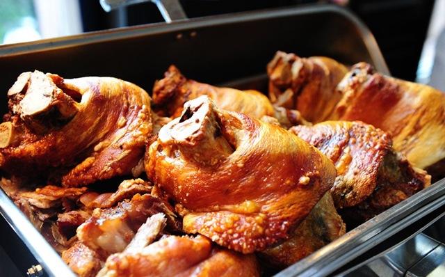 German pork knuckle recipes