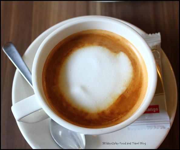The Coffee Shot Flat White