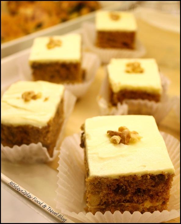 Bread Society - Carrot Cake