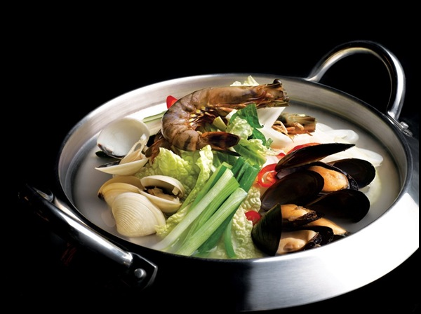 Eight - Seafood Bean Paste Stew