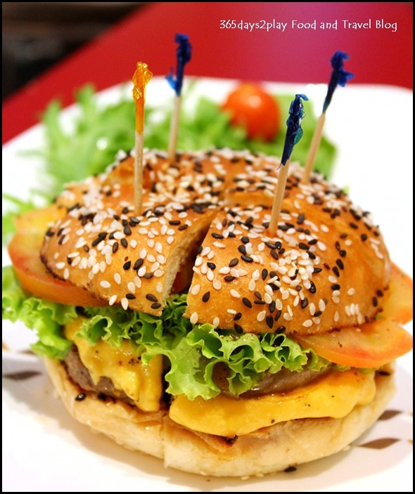 Prima iBake - Hamburger