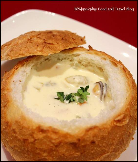 Prima iBake - Seafood Chowder