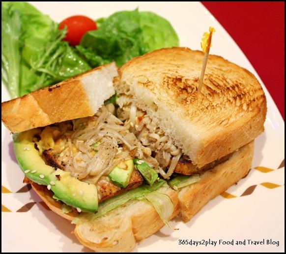 Prima iBake - Tofu Avocado Sandwich