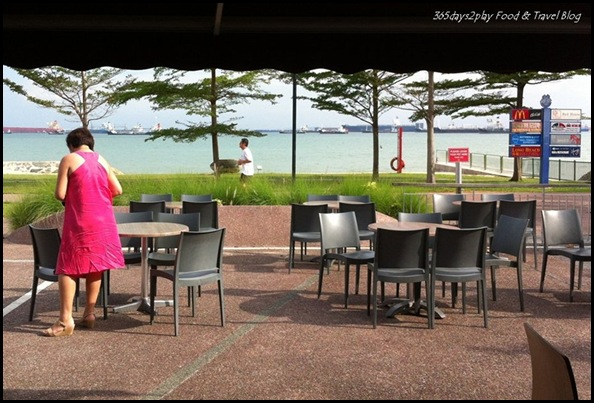 Seafood Centre - View from McDonalds (2)