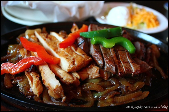 Stewords Riverboat - Chicken Beef Fajitas Half-Pound $27 (2)