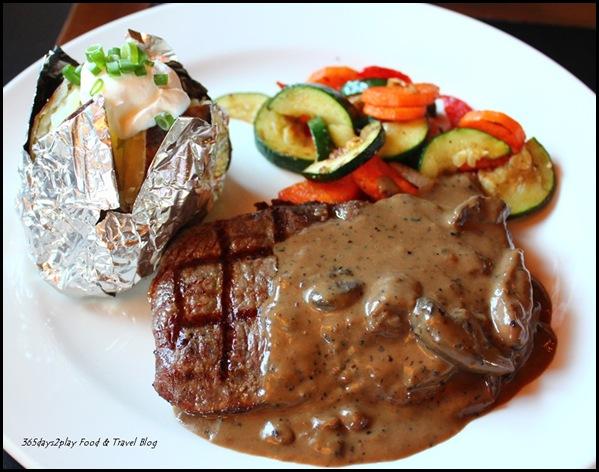 Stewords Riverboat - Mushroom Rib-Eye Steak $34 (2)