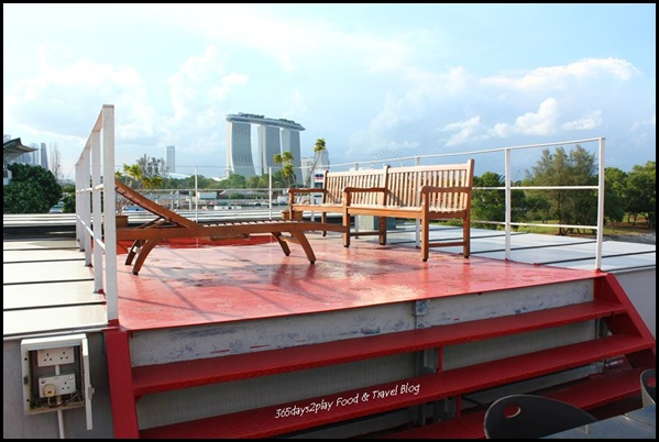 Stewords Riverboat  Upper Decks