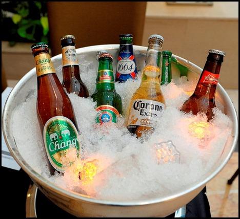 Beers at Beer Tavern