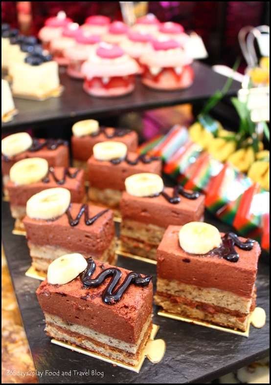 Brasserie Les Saveurs Afternoon Tea (15)