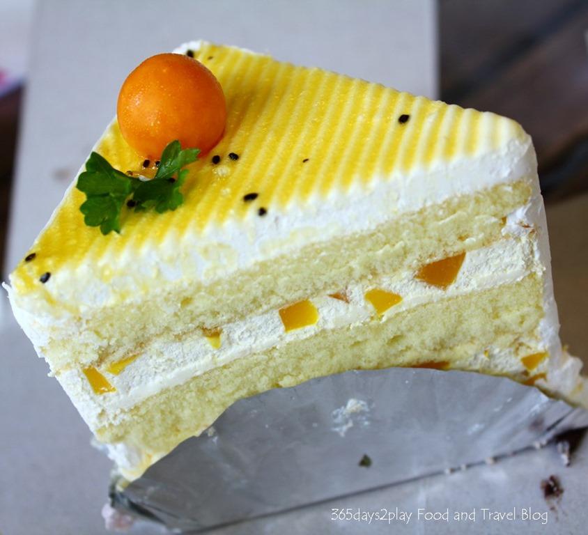 Pine Garden Birthday Cake Review