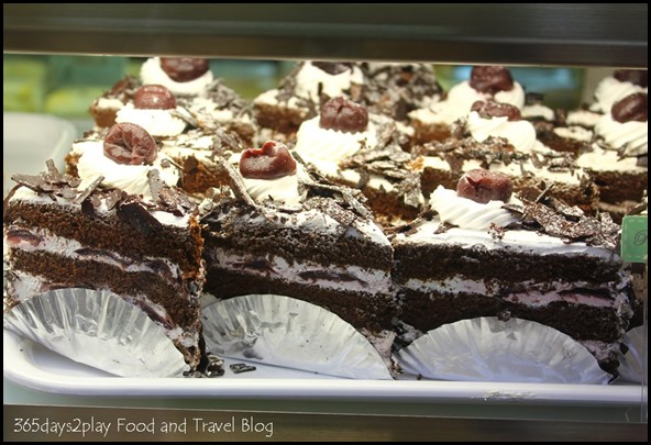 Pine Garden Cake Shop - Black Forest $2.50 (2)