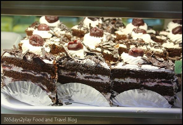 Pine Garden Cake Shop - Black Forest $2.50 (2)